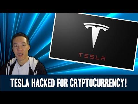 Nukem384 News: Tesla Hacked For Cryptocurrency!