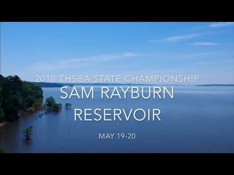 2018 THSBA State Championship Sam Rayburn Day 1 (Top 15 Finish)