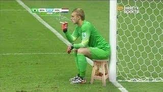 أغبى ما فعله حراس المرمى في العالم (أخطاء فادحة في كرة القدم) !!