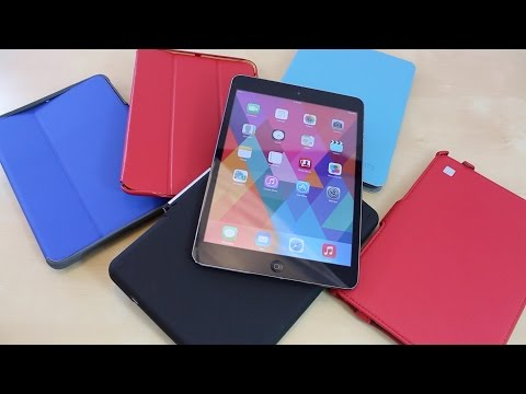 Top 5 BEST iPad Mini Cases | iPad Mini Retina 2 & 3 Top Cases!