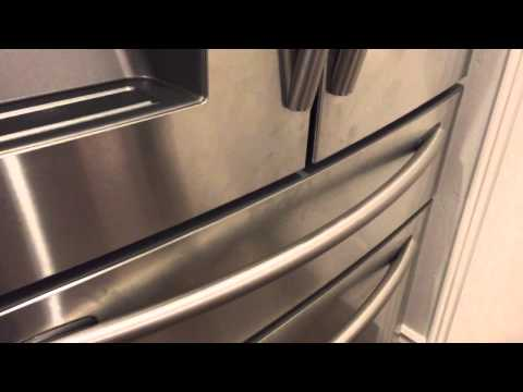Polish Stainless Steel With Water & Microfiber