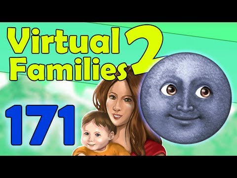 Let's Play Virtual Families 2! | Part 171 | One Crazy Family!