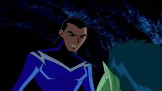 Teen Titans meet Aqualad