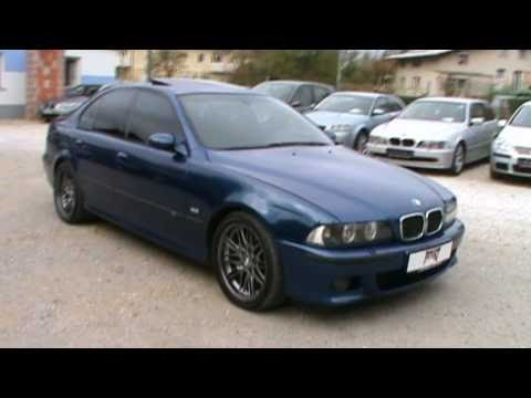1998 BMW M5 5.0 V8 Full Review,Start Up, Engine, and In Depth Tour