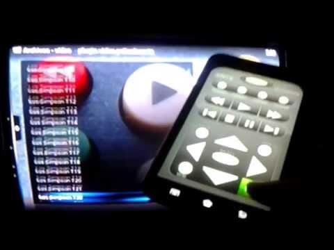 controla el xbmc de tu xbox,xbox 360 con android