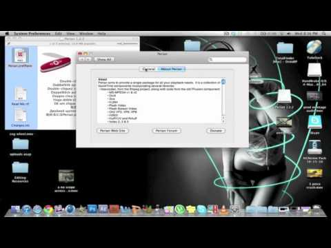 HOW TO PLAY AVI FILES ON MAC OS X
