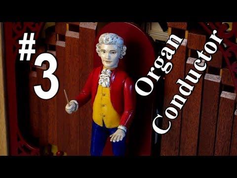 Senior 20 Organ With Conductor - Battle Hymn Of The Republic # 3