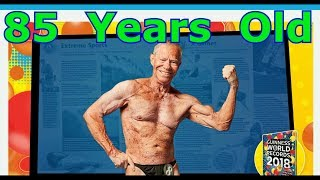 Jim Arrington - 85 Year Old Fitness Wonder In Record Books