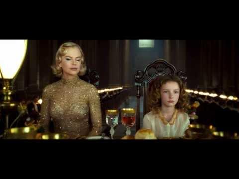 The Golden Compass - Nicole Kidman in Dining Hall Scene HQ