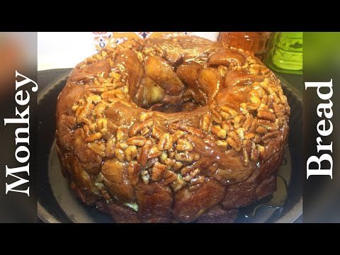 Monkey bread recipe/super easy to make and tasty