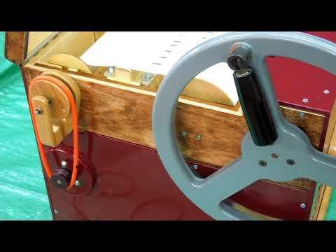 Senior 20 Conductor Installation (20) Rewinding