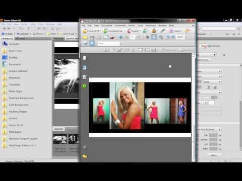 PDF Presentation Output with Adobe Bridge CS5