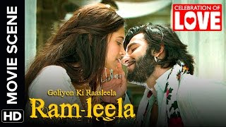 Ranveer sneaks into Deepika's room | Goliyon Ki Raasleela Ram-leela | Celebration of Love