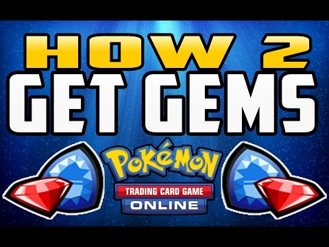 How to Get Gems in Pokemon TCG Online