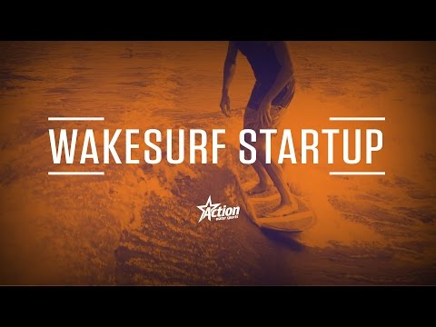 How to Wakesurf | Getting Up