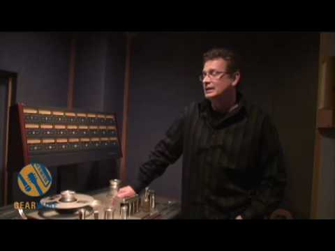 Studer A827 Tape Machine Records Both Ways At CRC
