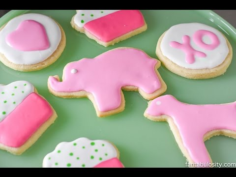 Cookie Decorating for Beginners