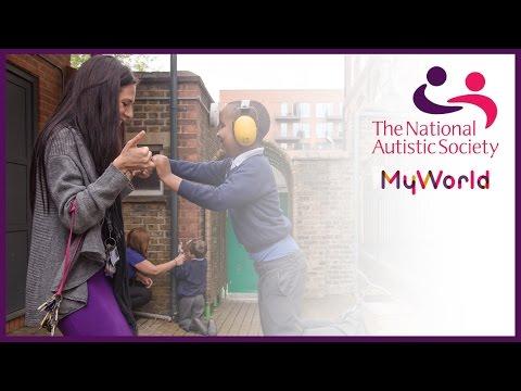 Netley Primary School Teachers ¦ #MyWorldAutism