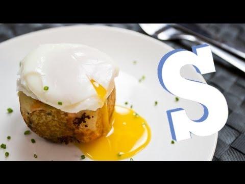 Smoked Salmon Potato Cakes Recipe - SORTED