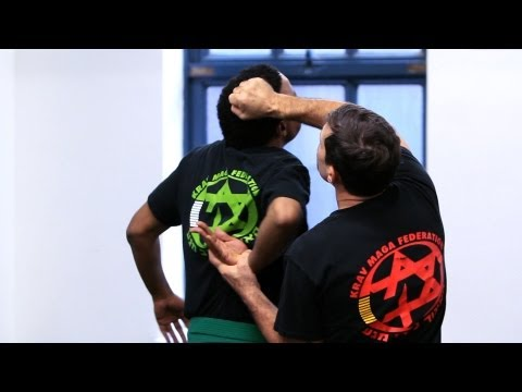 How to Do Come-Along Wrist Manipulation | Krav Maga Defense