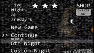 Five Nights at Freddy's 3 [ANDROID]