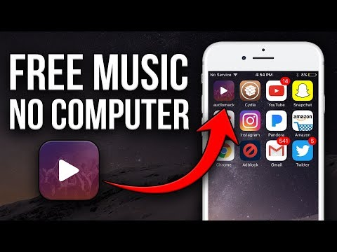 How To Get Music For Free on iOS! (NO JAILBREAK/NO COMPUTER) (iOS 10.3.3/10.2/10.1/9/8) - Alex Reed
