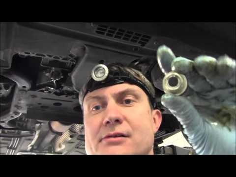 MINI COOPER 2006 R53 TRANSMISSION OIL FILTER CHANGE