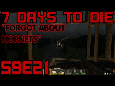 7 Days to Die Alpha 9.3 Gameplay / Let's Play (S-9) -E21-