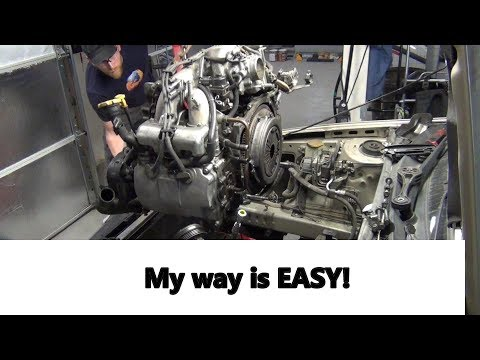 How to Remove a Subaru Engine Checklist and Demonstration Explanation