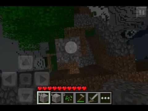 How to get flint in Minecraft PE