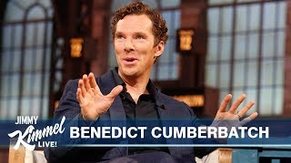 Benedict Cumberbatch Reads Yelp Review with a Brooklyn Accent