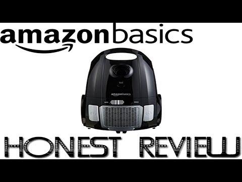 AmazonBasics Vacuum Cleaner Review