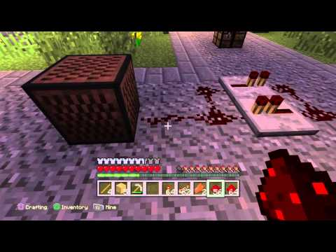 How to make a fire alarm in Minecraft