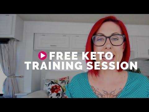 FREE Keto Training Session (for women)