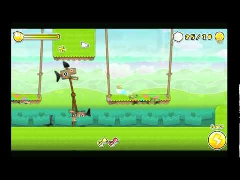 Mac Game Storm In A Teacup Level 1-1 throgh 1-7 Gameplay
