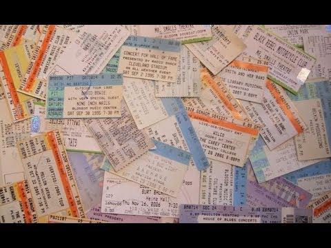 Concert Ticket Prices - Guru Soapbox