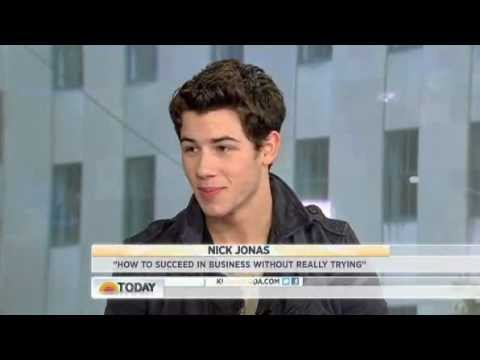 Nick Jonas interview with TODAY Kathie Lee and Hoda