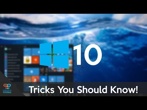 10 Hidden Windows 10 Tricks You Should Know!