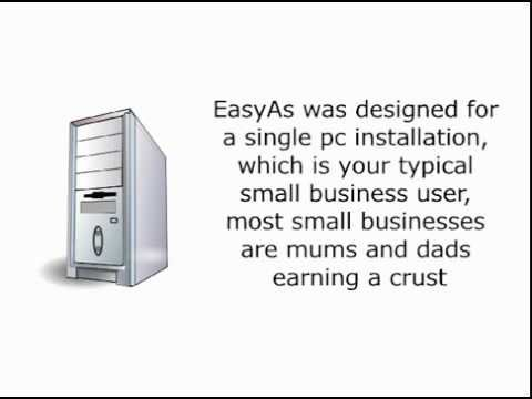 Introduction to using EasyAs with DropBox