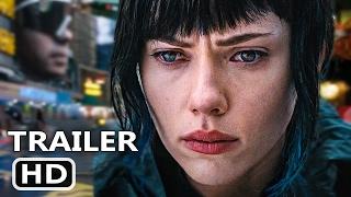 GHOST IN THE SHELL New TV Spot Trailer (2017) Scarlett Johansson Action Movie HD