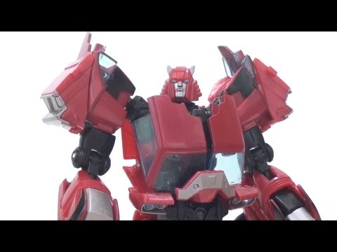 Video Review of the Transformers Generations: GDO Cliffjumper