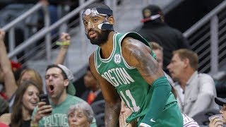 Kyrie Irving explains why he went back to wearing a mask | ESPN