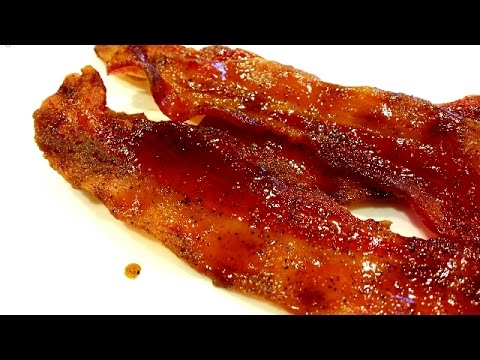 How To Make Brown Sugar Bacon!