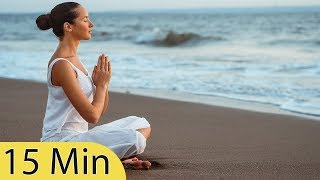 15 Minutes Music for Meditation, Relaxing Music, Music for Stress Relief, Background Music, ☯3284B