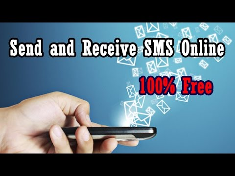 Send a Free Text Message - Receive/Send Free SMS online - Free Online Texting Site