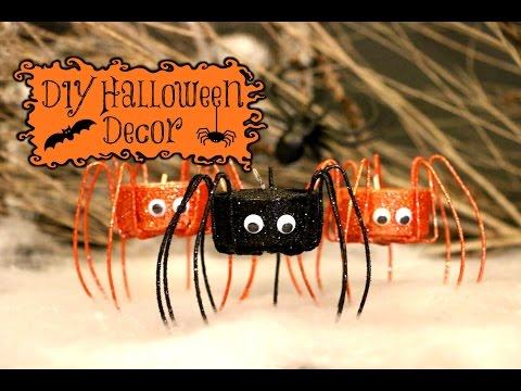 DIY Spooky Halloween Decorations!