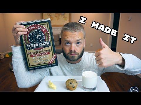 Blueberry Muffins using Kodiak Cakes - I Made It