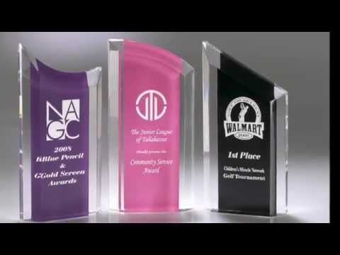 Acrylic Awards, Acrylic Plaques and Acrylic Trophies by Muniz