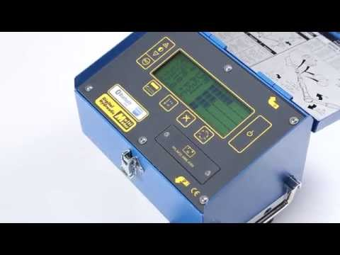 Diagnose hydraulic faults & produce a pdf test certificates in seconds, watch how…