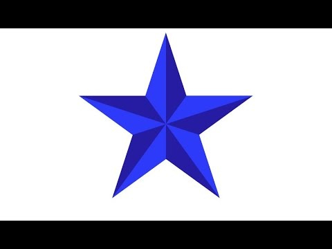 How to Draw a Star in Adobe Illustrator